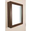 "Bellaterra Home 24"" x 30"" Mirrored Medicine Cabinet"
