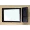 """Bellaterra Home Payne 8.7"""" x 23.6"""" Surface Mounted Medicine Cabinet"""