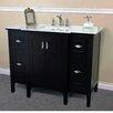 """Bellaterra Home 44"""" Single Bathroom Vanity Base"""