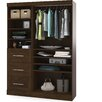 "Bestar Pur 18.2"" Deep Classic Storage Unit Kit"