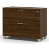 Bestar Pro-Linea 2-Drawer Lateral File