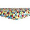 Trend Lab Dr. Seuss™ Alphabet Seuss Squares Crib Sheet