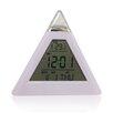Creative Motion Triangle Digital Alarm Clock