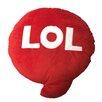 Creative Motion LOL Emoji Pillow