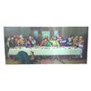 Creative Motion '3 D Paint with Last Supper' Graphic Art