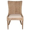 Orient Express Furniture New Wicker Greco Side Chair (Set of 2)