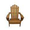 LB International Folding Outdoor Patio Adirondack Seating Group