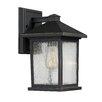 Z-Lite Portland 1 Light Wall Lantern