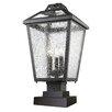 Z-Lite Bayland 3 Light Lantern Head