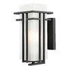 Z-Lite Abbey 1 Light Wall Lantern