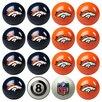 Imperial 16 Piece NFL Billiard Ball Set