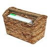 Quickway Imports Woven Magazine Holder