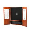 Viper Metropolitan Cinnamon Steel-Tip Dartboard Cabinet