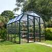 Rion Greenhouses Grand Gardener 2 Clear 8 Ft. W x 8.5 Ft. D Polycarbonate Greenhouse