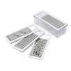 Progressive International 5 Piece Boxed Grater Set
