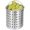Bayou Classic Aluminum Perforated Basket