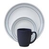 Corelle Livingware™ Folk Stitch 16 Piece Dinnerware Set