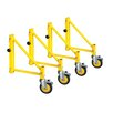 Metaltech Jobsite Series Steel Perry Style Scaffold Outriggers (Set of 4)