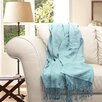 Special Edition by Lush Decor Lori Bamboo Fabric Throw Blanket