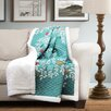 Special Edition by Lush Decor Newbold Sherpa Throw