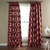 Special Edition by Lush Decor Geo Curtain Panel (Set of 2)