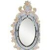 Elegant Lighting Murano Wall Mirror