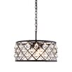Elegant Lighting Madison 5 Light Pendant Light