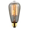 Elegant Lighting 40W Colored 120-Volt (2100K) Light Bulb