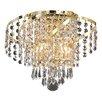 Elegant Lighting Belenus 2 Light Wall Sconce