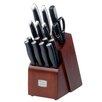 Chicago Cutlery Belmont 16 Piece Knife Block Set