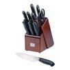 Chicago Cutlery Kinzie™ 14 Piece Cutlery Block Set