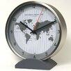 "Bai Design 6"" Convertible Global Wall Clock"