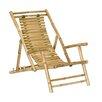 Bamboo54 Bamboo Recliner Beach Chair (Set of 2)