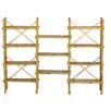 Bamboo54 Expanded System 62'' Accent Shelves