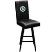 "XZIPIT Armed Forces 30"" Swivel Bar Stool with Cushion"