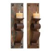 UMA Enterprises Shari Wall Sconce (Set of 2)