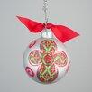 Glory Haus Bubble Cross Ornament