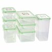 Kinetic Kinetic Fresh 14 Piece Fresh Food Storage Container Set