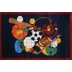 Fun Rugs Supreme Sports America Kids Rug