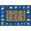Fun Rugs Fun Time Reading Time Area Rug