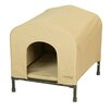 Heininger Holdings LLC PortablePET Fabric & Steel Collapsible Yard Kennel