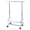 Paperflow Alco Double Sided High Capacity Mobile Garment Rack
