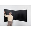Paperflow Rocada Skin Wall Mounted Magnetic Chalkboard