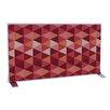 "Paperflow EasyScreen 38.57"" x 70.86"" Horizontal 1 Panel Room Divider"