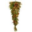National Tree Co. Pre-Lit Pine Teardrop