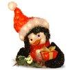 National Tree Co. Decorative Décor Pre-Lit Penguin Holding Gift Christmas Decoration
