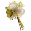 National Tree Co. Rose and Callalily Bouquet (Set of 4)