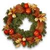 "National Tree Co. Decorative 30"" Ribbon Wreath"