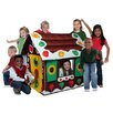 Bazoongi Kids Gingerbread House Playhouses