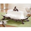 SPI Home Twig Coll Butter Dish